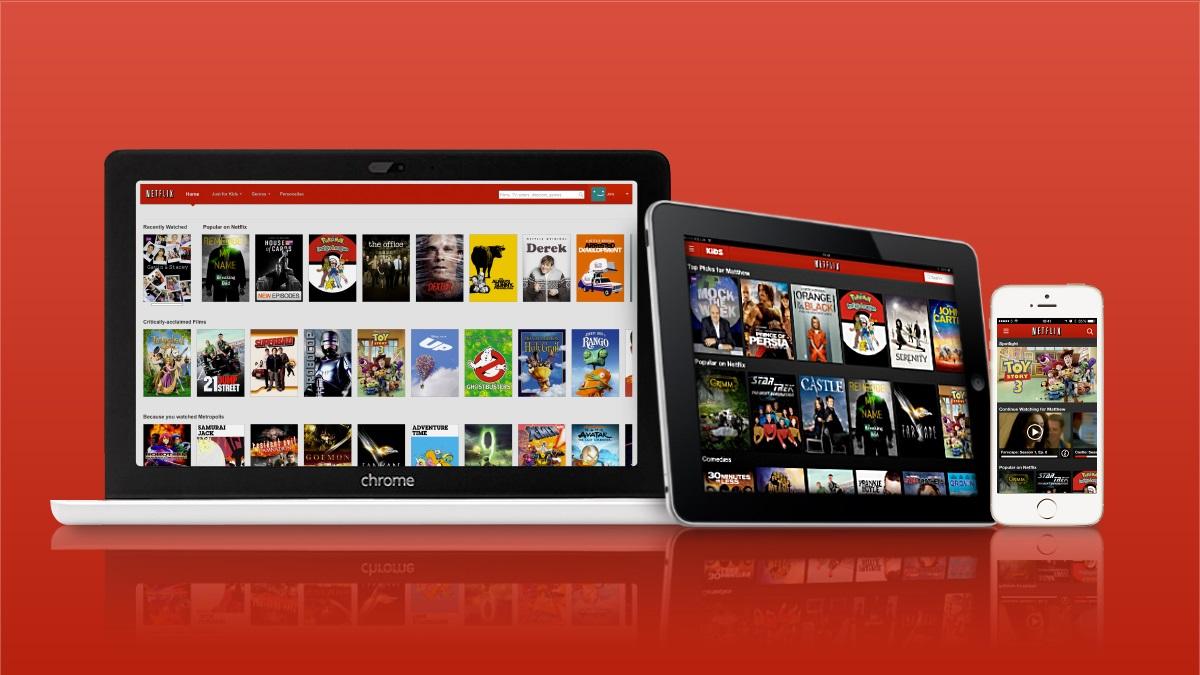 Netflix、ネットフリックス