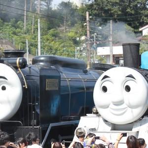 大井川鉄道トーマス列車の撮影ポイント!予約をしなくても見る方法