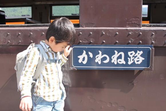 大井川鉄道、トーマス列車、川根路号