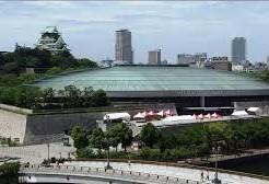 大阪城ホール、交通アクセス
