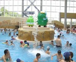 モリコロパーク、愛・地球博記念公園、温水プール