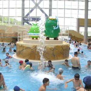 モリコロパークの温水プール・営業時間や料金、行き方や駐車場など