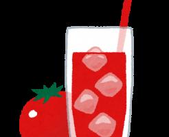 ジュース、トマトジュース