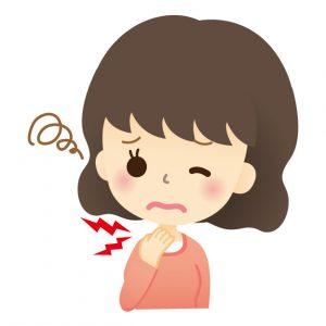 唾を飲み込むと喉が痛い!扁桃炎の原因とは?すぐに治す方法!