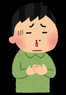 妊娠したら鼻血が出やすくなった!原因と止め方、出産すると ...