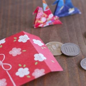 お年玉・ぽち袋のマナー!お札の正しい折り方や硬貨の入れ方など