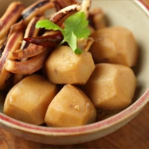 里芋の下ごしらえを簡単に!レンジで簡単皮むき&冷凍保存できる?