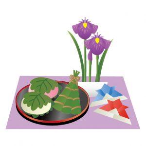 端午の節句の料理!かしわ餅・ちまち(粽)の意味や由来は?