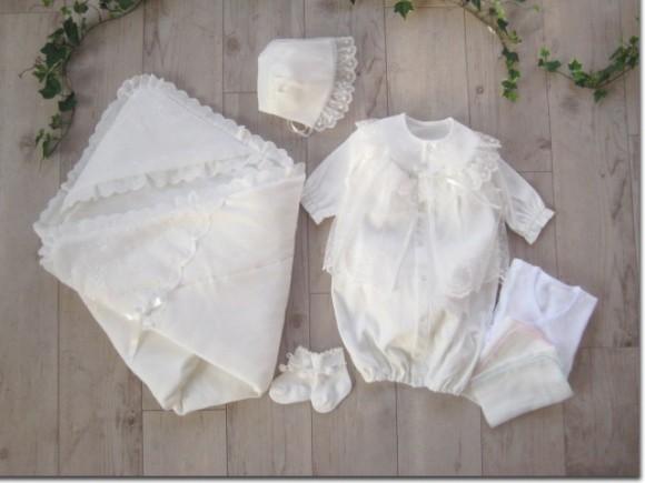 ベビードレス、赤ちゃん