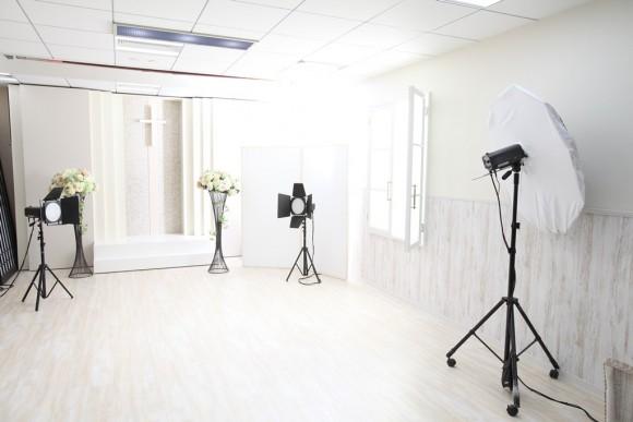 写真スタジオ、フォトスタジオ
