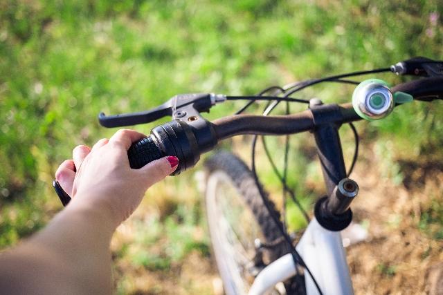 自転車、ハンドル、種類、形