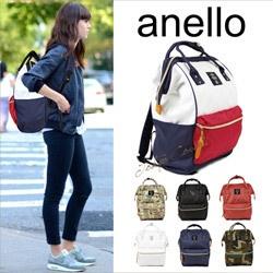 Anello、アネロ、リュック、マザーズバッグ
