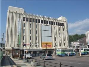 にぎわい特産館、中津川駅、栗きんとん