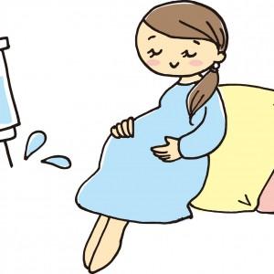 妊娠中インフル予防接種・初期や臨月、帝王切開の麻酔など影響は?