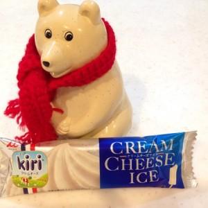 キリクリームチーズアイスの感想・カロリー、ローソン限定との違い