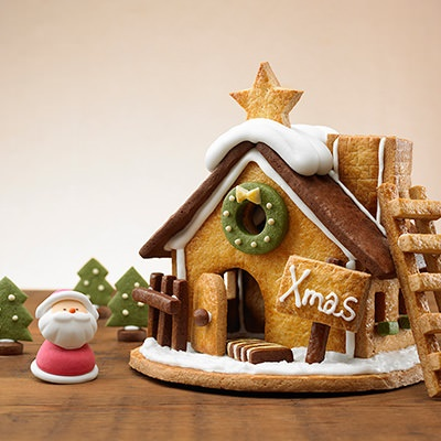 無印良品、お菓子の家、ヘクセンハウス