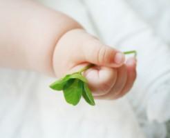 赤ちゃん、手、出産、誕生