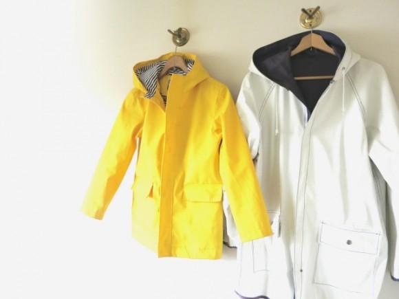 雨、レインウェア、レインコート、雨合羽、かっぱ