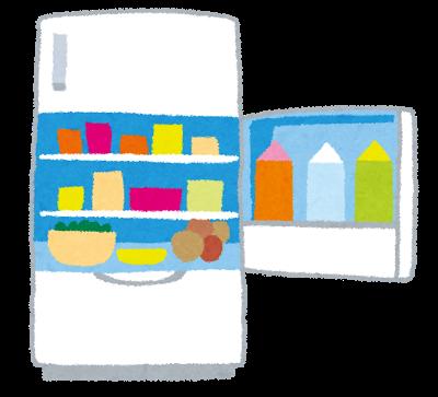 冷蔵庫、家電