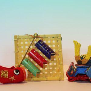 鎧兜・鯉のぼり‥五月人形を飾る時期は?いつまでに片付ける?