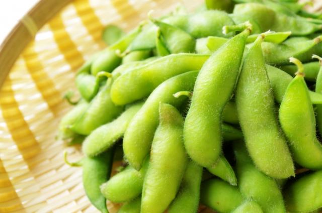 枝豆、離乳食、ゆで時間