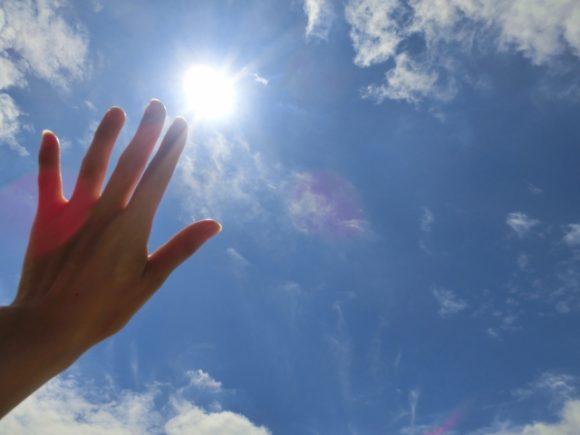 日焼け止め、紫外線