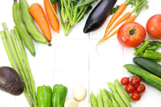 野菜、ベジタブル